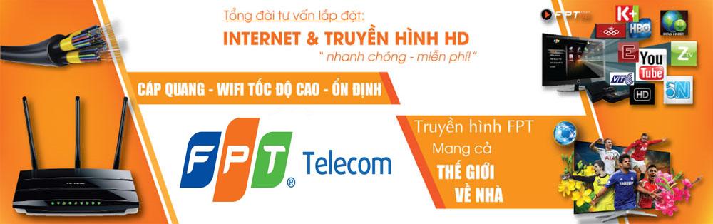 Lắp Đặt Internet FPT Bà Rịa
