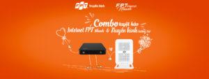 lắp đặt truyền hình và internet FPT