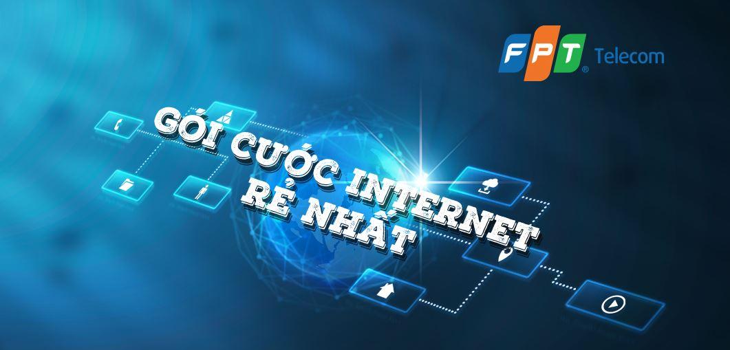 Internet Cáp QUANG FPT VŨNG TÀU